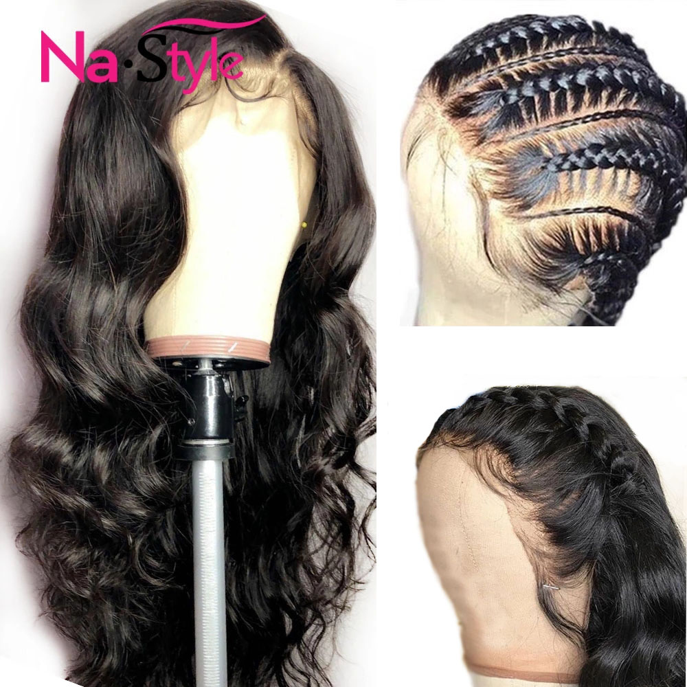 Body Wave Wig Deep Part Glueless Lace Front Human Hair Wigs 13x6 Lace Front Wig Brazilian