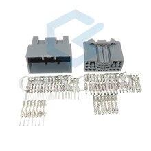 24 Pin Автомобильный стеклоподъемник проводной разъем автомобильный Женский Мужской кабель Разъем для Honda