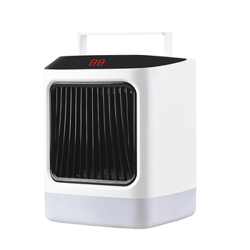 Hot sale portable electric heater new private model heater small desktop multi-function warm air blower 110V-220V цена 2017