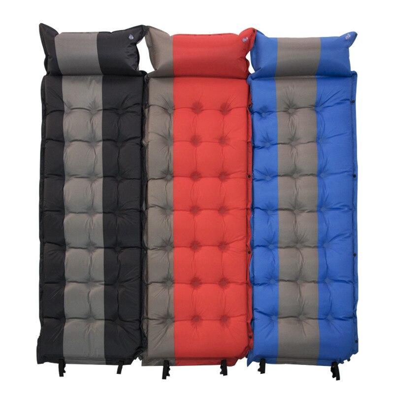 Надувной коврик для кемпинга, надувная палатка, Сверхлегкий портативный коврик для пикника|Туристический коврик|   | АлиЭкспресс