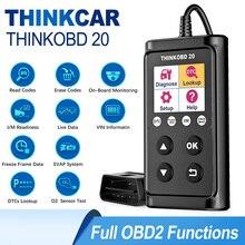 Diagnostic Scanner Erase Information Codes THINKCAR Professional Obd 2 Read Car-Vin