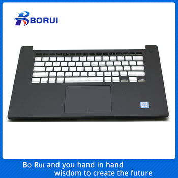 95% NEW Laptop Palmrest/Touchpad/Keyboard control module combination For DELL XPS 15 9550 Precision 5510 M5510 C shell 0JK1FY image