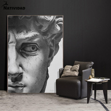Fashion Sculpture Art Picture Print Poster Canvas Painting Posters Aesthetic Room Bedroom Living Room Home Wall Paper Home Decor