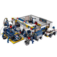 Sluban Bricks Speed Champions Formule Een Team F1 Racing Auto Ultieme Garage Bouwstenen Sets Classic Model Speelgoed Voor Kinderen 3C