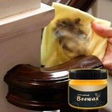 Деревянный пол мебель Полировка Воск органический натуральный пчелиный воск полное решение уход за мебели пчелиный воск бытовые чистящие инструменты
