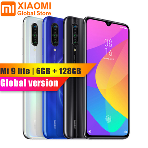 Image 1 - Global Version Xiaomi Mi 9 Lite 6GB RAM 128GB ROM 6.39 inch NFC Mobile Phone Snapdragon 710 Fast Quick Charge 4030mAh SmartPhone