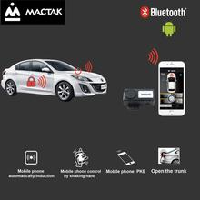 Mobile phone control keyless entry Ma**a 3 android systems  M6