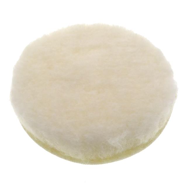 5/6/7 Inch 8Pcs/Set Car Polishing Pads Kit Clean Sponge Waxing Buffing Pad  M14 Thread Wool Ball Auto Backer Pad Car Repair Care 2