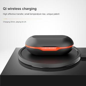 Image 5 - ใหม่ APTX หูฟังไร้สาย True TWS Bluetooth 5.0ชุดหูฟัง CVC 8.0การตัดเสียงรบกวน HD หูฟังพร้อมไมโครโฟน QCC3020