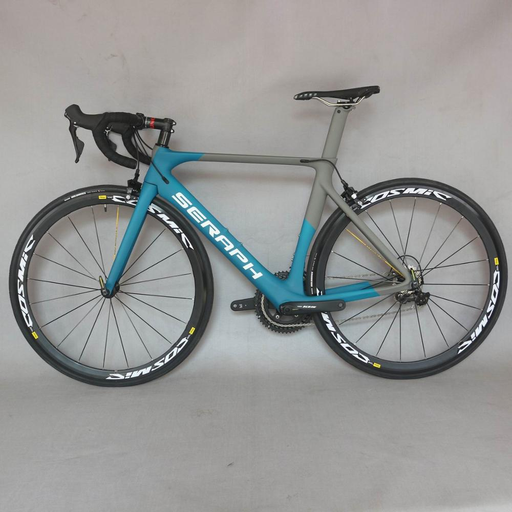 Carbon-Bike Road-Frame Complete 22-Speed R7000 with Groupset Shi Bicycle title=