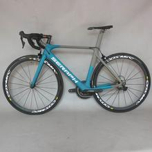 Complete Road Carbon Bike ,Carbon Bike Road Frame with groupset shi R7000 22 speed Road Bic