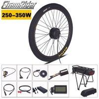 Vender https://ae01.alicdn.com/kf/H65c2b4928c1e42db85fc2d6210c17985C/Chamrider Kit de conversión ebike 250W 350W 36V 36V 48V 52V bicicleta eléctrica kit de batería.jpg