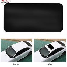 Impermeabile Car styling decalcomania automatica accessori esterni simulazione automatica panoramica tetto apribile adesivo per Auto adesivi personalizzati in PVC