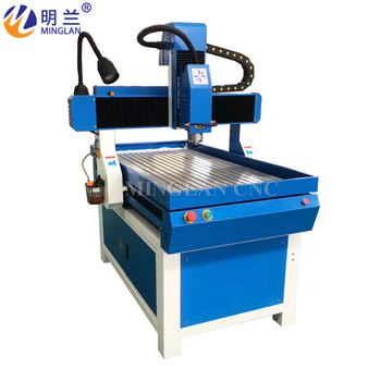 6090 cnc router machine with 3.2kw spindle for metal hot sale mini cnc router with water tank 6090