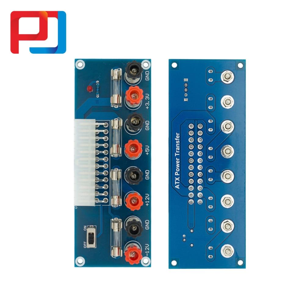 XH-M229 ATX desktop-chassis power patch panel module PULAR nehmen netzteil ausgang terminal blei-platte