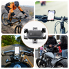 Bike Phone Holder Universal Motorcycle Bicycle Phone Holder Handlebar Stand Mount Bracket Mount Phone Holder For iPhone Samsung 5