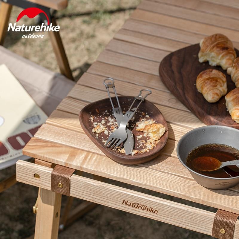 naturehike ao ar livre dobravel mesa de 04