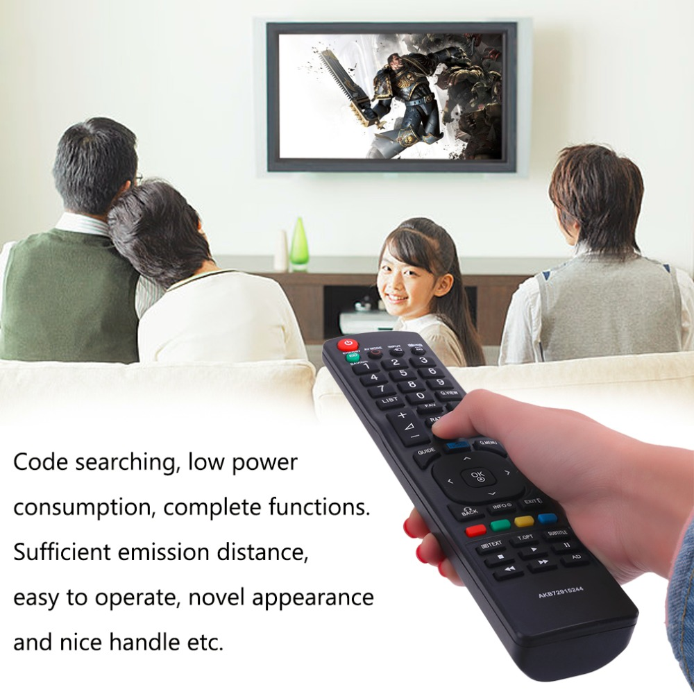 Universal Home Smart TV Remote Control Portable Television Controller For LG AKB72915244/AKB72915217 TV Accessory Pakistan
