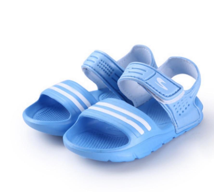 פעוט ילדים גדול קטן בנות בני סנדלי קיץ מקרית מגניב סנדל נעלי ילדי ילד חוף הליכה נעליים