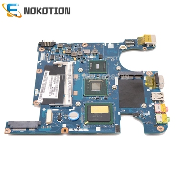 NOKOTION-placa base para portátil Acer aspire One D250, procesador de a bordo...