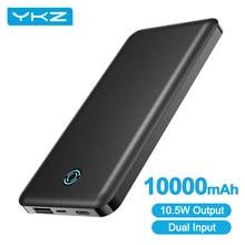 YKZ batterie externe 10000Mah USB Type C Mini chargeur Portable batterie externe pour voyage batterie externe Charge rapide téléphone Portable Powerbank 10000 chargeur rapide