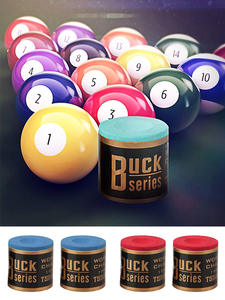 Stick-Accessories Chalks Pool-Cue Snooker-Billiard-Powder 2pcs 4-Colors Cylindrical Wholesale