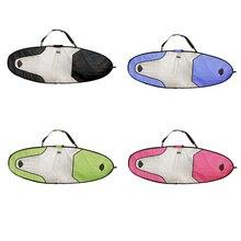 Новинка 6.4ft Портативная сумка для серфинга, сумка для путешествий, сумка на короткий день, нейлоновая сумка для серфинга, сумка для водных видов спорта