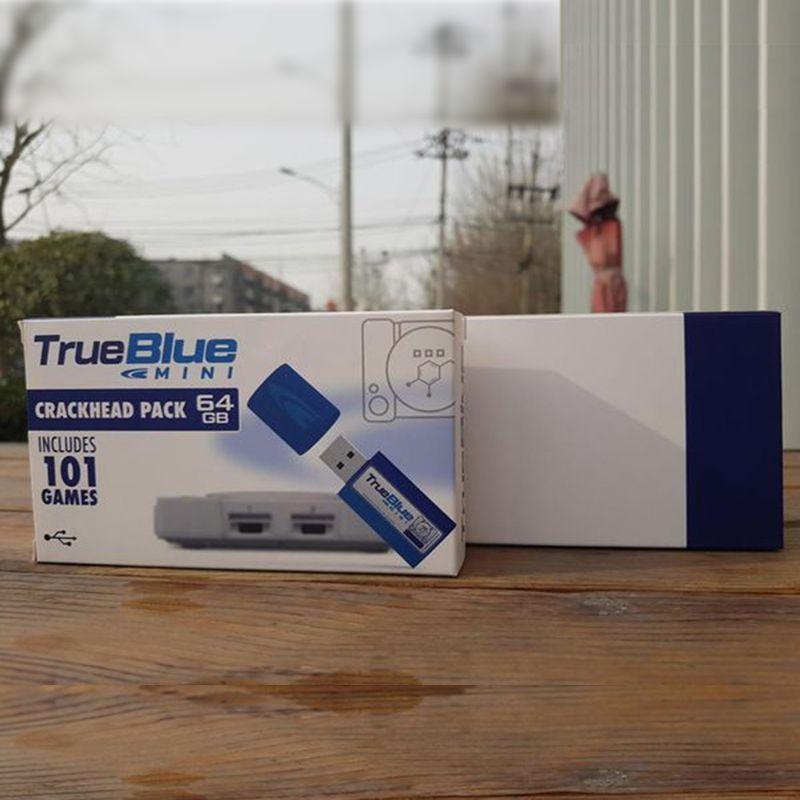 Image 4 - 64GB True Blue Mini Crackhead Meth Pack per PlayStation Giochi Classici e Accessori 101 & 58 giochi V1 F42DWholesale dropshippingPezzi di ricambio e accessori   -