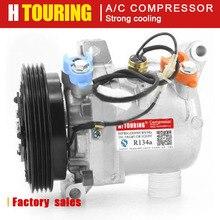 auto air conditioner compressor for SUZUKI Jimmy JIMNY SEIKO SEIKI SS10 95200-77GB2 95201-77GB2 9520077GB2 9520177GB2
