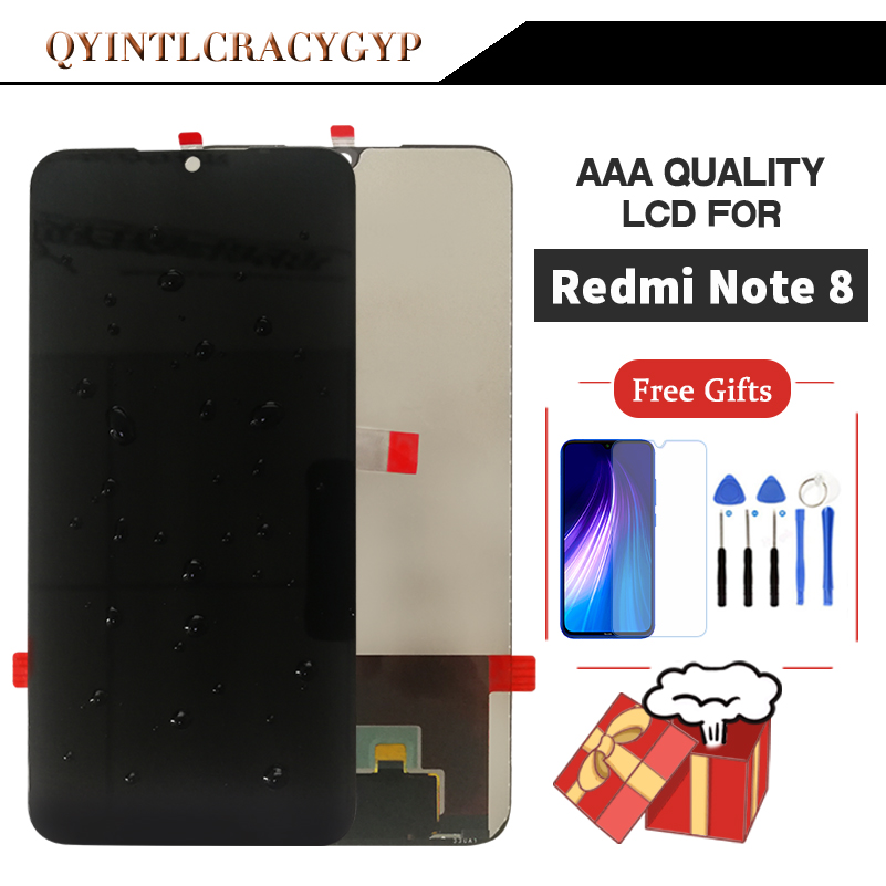 10-Touch AAA Quality LCD For <font><b>Xiaomi</b></font> <font><b>Redmi</b></font> Note <font><b>8</b></font> LCD <font><b>Display</b></font> Touch Screen For <font><b>Redmi</b></font> Note <font><b>8</b></font> Pro LCD Screen image