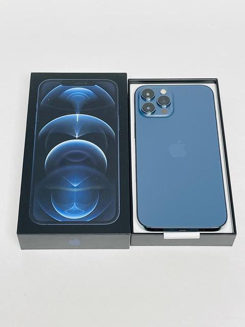 100% Original Apple iPhone 12 Pro Max 6GB ROM 128/256/512GB IOS A2342 A14 Bionic Face ID NFC Unlocked 5G iPhone 12PROMAX USED 3