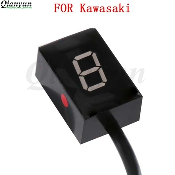 FOR Kawasaki NINJA250R NINJA400R NINJA650R ER6N ER6F ER-4N/F Motorcycle 1-6 Level Ecu Plug Mount Speed Gear Display Indicator