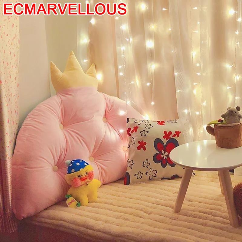 N Para El Hogar Coussin Exterieur Cojin Pilow Infantil Decorativa Almofada Big Pillow Home Decor Cojine Back Headboard Cushion