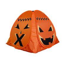 Хэллоуин играть палатка дети Тыква Лицо печатных складной интерактивный праздник игрушка палатка для установки внутри и вне помещения рыболовные аксессуары