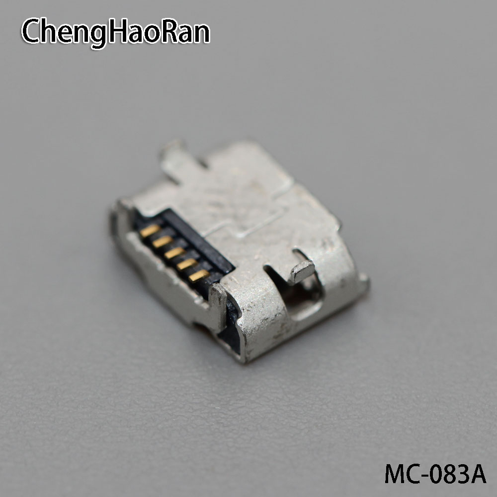 2PCS/lot Micro USB Connector Charge JACK Socket For LG P970 P920/ For Gionee M500 N99 Gn800 Gn777 GN100 Charging Socket