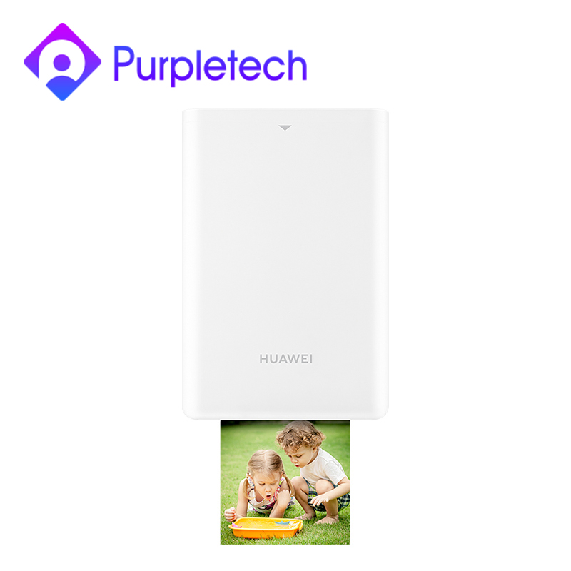 Huawei Photo-Printer Bluetooth-Support Mini Portable Share 500mah 313--490dpi Original title=