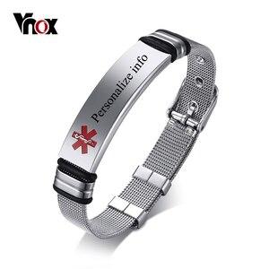 Vnox Free Personalized Engravi
