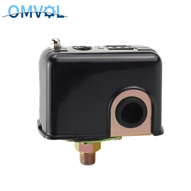 Water Pressure Control For Water Pump Double Springs Pressure Switch Flow Switch