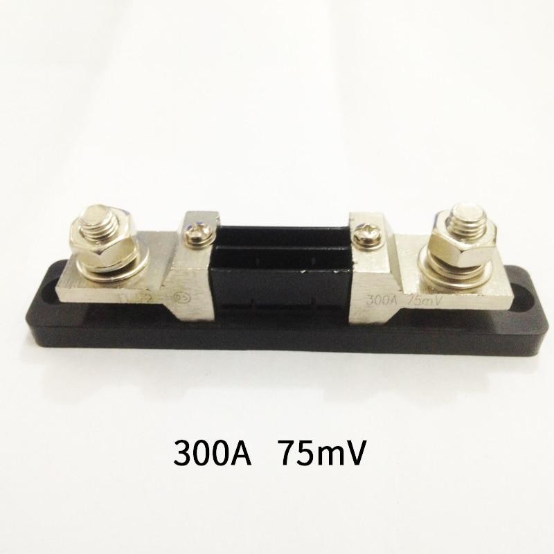 Шунт-резистор для амперметра, цифровой амперметр, вольтметр