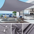 Sun Shade Shelter Waterproof Patio Garden Shade Sail UV Block Cover Pool Awning Camping Picnic Tent Canopy Outdoor Sunscreen