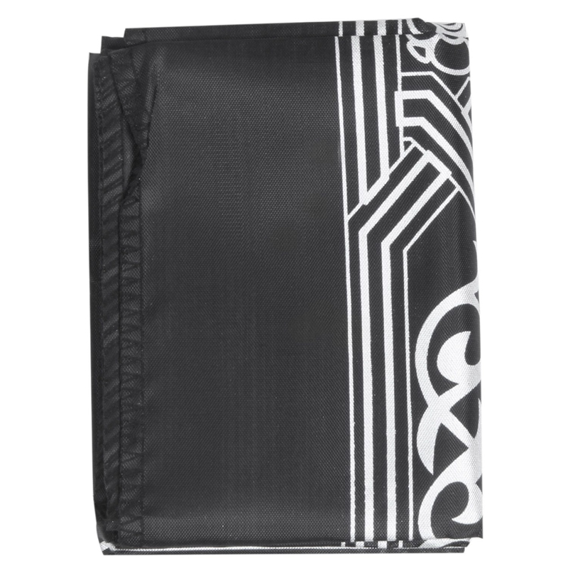 Image 5 - 2 Set Ramadan Islamic and Muslim Travel Prayer Mats,Compass  Pocket Size Tote Bags, 1 Set Black