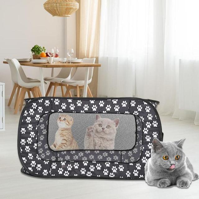 Portable Pet Cage House  1