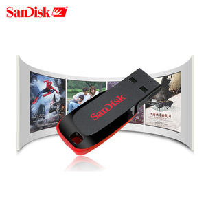 Image 5 - 정품 SanDisk Cruzer 적합 CZ50 USB 플래시 드라이브 128 기가 바이트 64 기가 바이트 32 기가 바이트 USB 2.0 펜 드라이브 메모리 스틱 미니 펜 드라이브 16 기가 바이트 8 기가 바이트 U 디스크