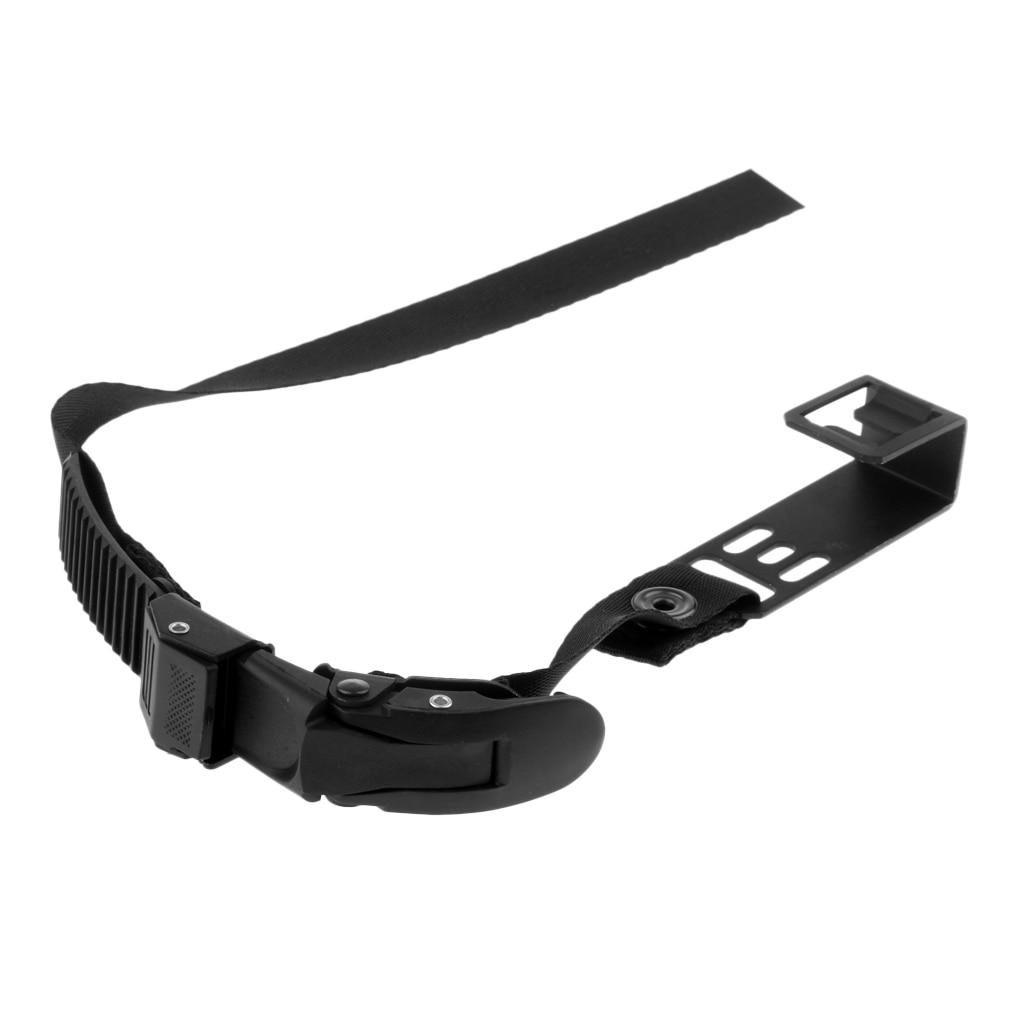 Black Belt M88 MICH Helmet Parts NVG Mount Holding Strap for Night Vision Goggle