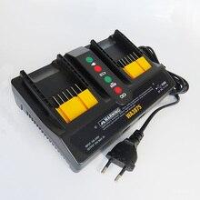 Fast Charger for Worx WA3875 WA3742 Replacement 20V 18V Li-ion battery 3.0A charger for Worx WA3520 WA3525 WA3578 WA3742 EU plug