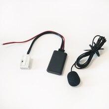 Biurlink RD4 радио Bluetooth Aux-in кабель аудио телефонный звонок Громкая связь микрофон вспомогательный Aux адаптер для Citroen C2 C3 C5 C6 C8