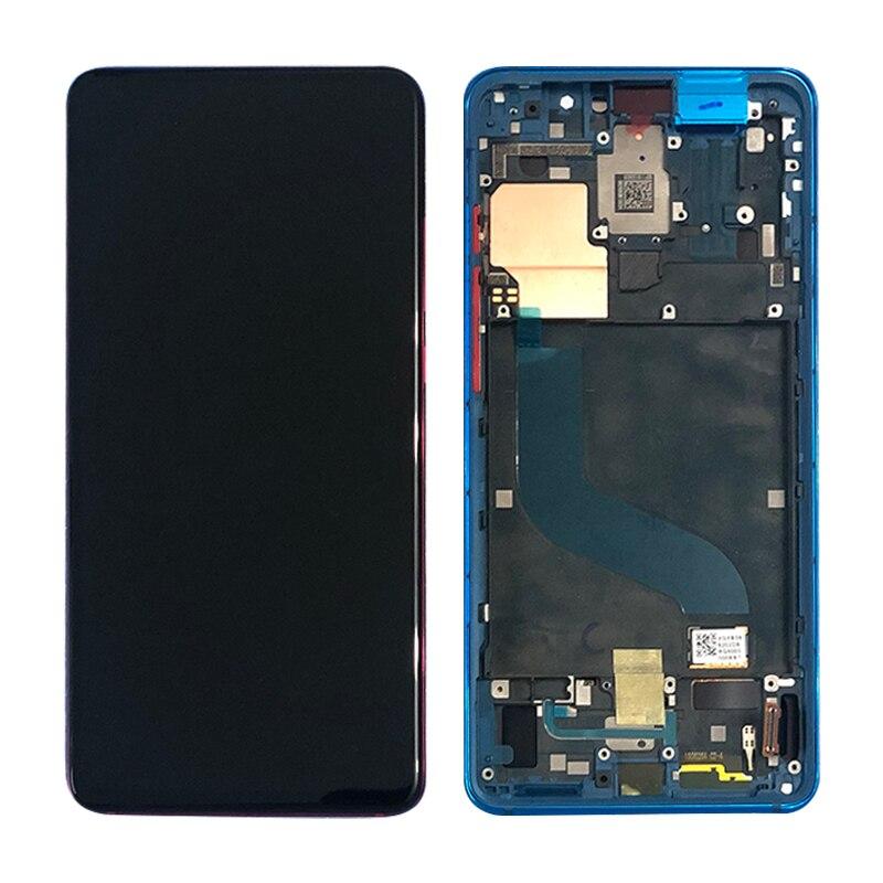 Pour Xiao mi 9 T mi 9 T mi 9 T écran LCD écran tactile numériseur assemblée + cadre pour Xiao mi mi 9 T Pro mi 9 T Pro écran LCD