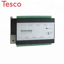цена на MCM1000 Multi channels power meter, 3p energy meter din rail, din rail energy meter