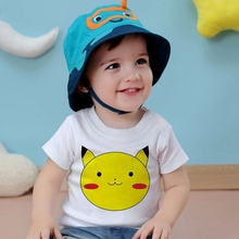 Kids Cute Animal Clothes T Shirt The Lovely Cat Anime Boys and Girls Toddler Shirts Japan Movie Design T-shirt Summer Cotton Tee forrest gump romance drama movie peas and carrots juniors v neck t shirt tee