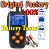 Oryginalne fabryczne Tester akumulatora samochodowego 12 V 100 do 2000CCA 12 woltów narzędzia akumulatorowe do diagnostyki szybkiego rozruchu samochodu